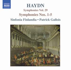 Haydn - Symphonies Volume 29