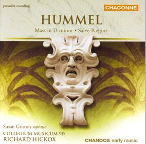Hummel: Mass in D minor & Salve regina