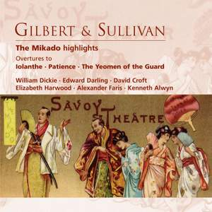 Sullivan, A: The Mikado: extracts, etc.
