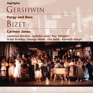 Gershwin: Porgy and Bess (highlights), etc.