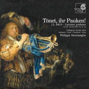 J. S. Bach - Tönet, ihr Pauken! Product Image
