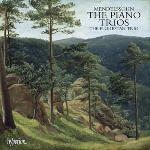 Mendelssohn - The Piano Trios