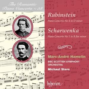 The Romantic Piano Concerto 38 - Rubinstein & Scharwenka