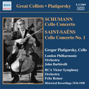Great Cellists - Piatigorsky