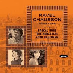 Ravel & Chausson: Piano Trios