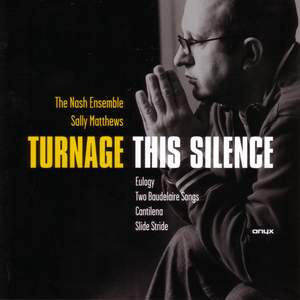 Turnage - This Silence