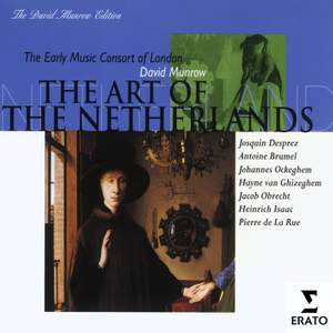 The Art of the Netherlands 1450 - 1520