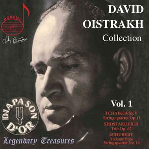 David Oistrakh Collection Volume 1 Product Image
