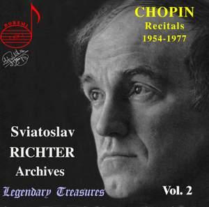 Sviatoslav Richter Archives, Volume 2
