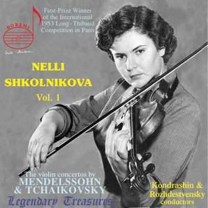 Nelli Shkolnikova, Volume 1