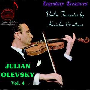 Julian Olevsky, Volume 4