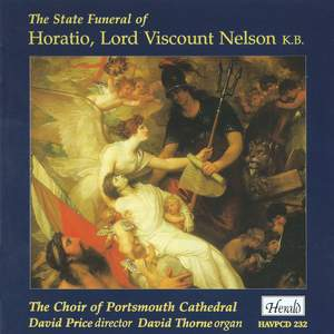 The State Funeral of Horatio, Lord Nelson K.B.