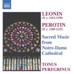 Sacred Music from Notre-Dame Cathedral