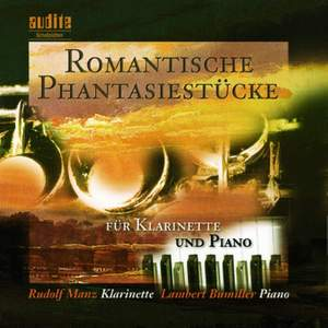 Romantic Fantasies for Clarinet and Piano