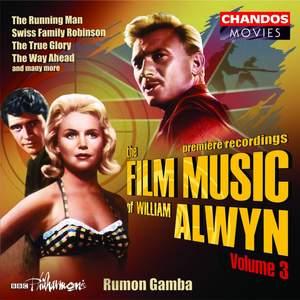 The Film Music of William Alwyn, Volume 3