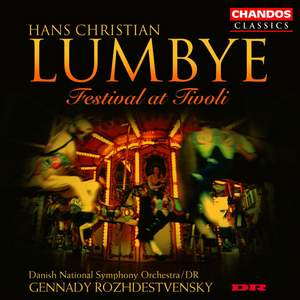 Lumbye - Festival at Tivoli
