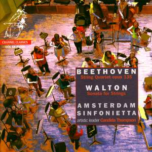 Beethoven: String Quartet No. 16 & Walton: Serenade for Strings Product Image