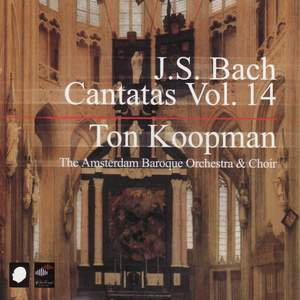 J S Bach - Complete Cantatas Volume 14