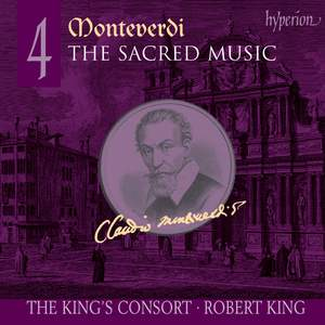 Monteverdi - The Sacred Music 4