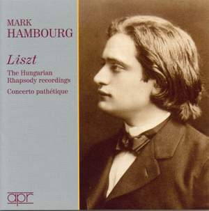 Mark Hambourg - Liszt