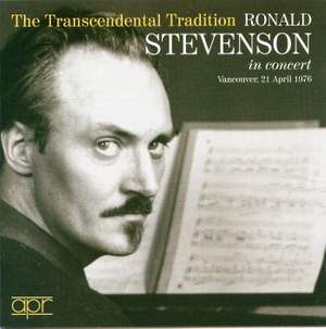 The Transcendental Tradition