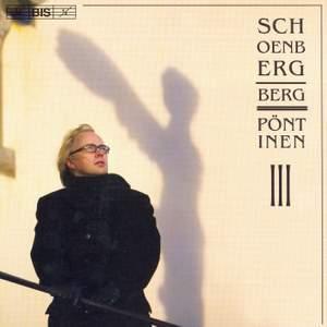 Schoenberg & Berg - Piano Music