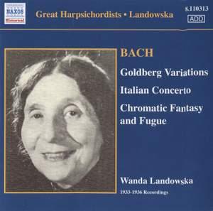 Great Harpsichordists - Landowska