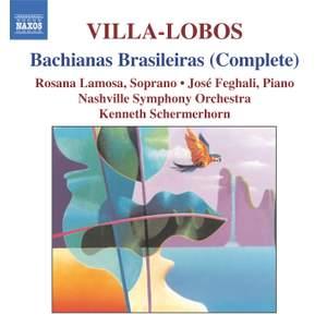 Villa-Lobos: Bachianas Brasileiras Nos. 1-9