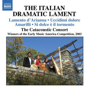 The Italian Dramatic Lament
