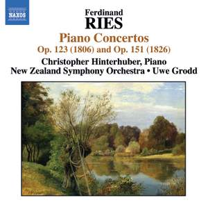 Ries - Piano Concertos Volume 1 Product Image
