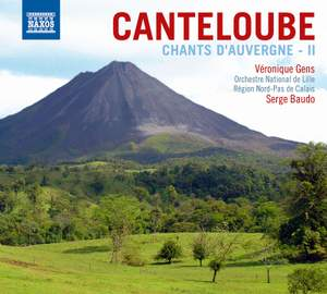 Canteloube - Chants d'Auvergne, Volume 2 Product Image