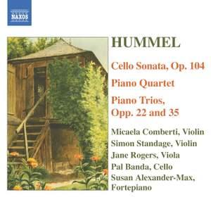 Hummel - Chamber Music