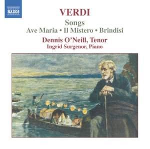 Verdi - Songs