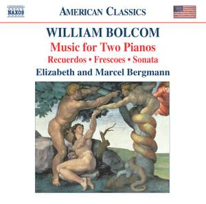 American Classics - William Bolcom - Music for Two Pianos Product Image