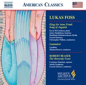 American Classics - Lukas Foss Product Image