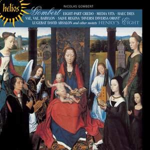 Nicolas Gombert - Sacred Choral Music Product Image
