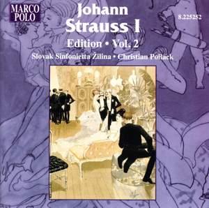 Johann Strauss I Edition, Volume 2