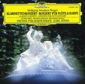 Mozart: Clarinet Concerto & Flute and Harp Concerto