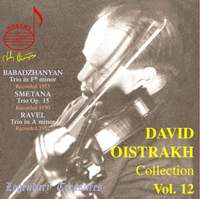 David Oistrakh Collection Volume 12