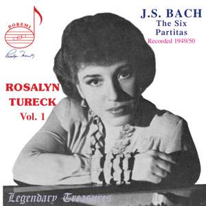 Rosalyn Tureck, Volume 1