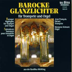 Baroque Highlights for Trumpet and Organ