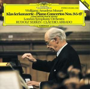 Mozart: Piano Concertos Nos. 9 & 17 Product Image