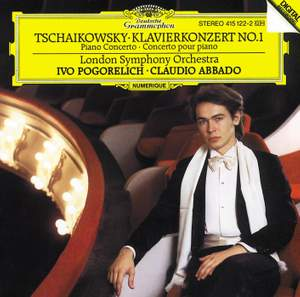 Tchaikovsky: Piano Concerto No. 1 in B flat minor, Op. 23 Product Image