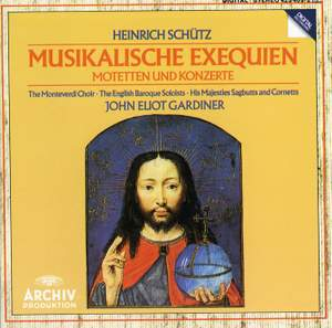 Schütz: Motets and Concertos