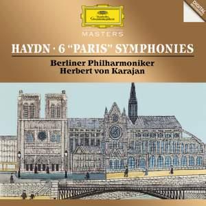 Haydn: Symphonies Nos. 82 - 87 (the Paris Symphonies)