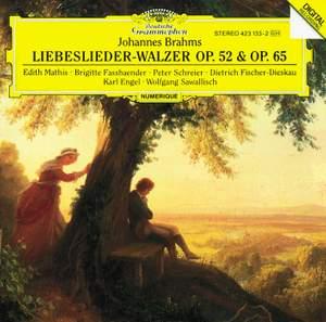 Brahms: Liebeslieder-Walzer, Op. 52, etc.