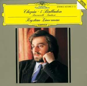Chopin: Four Ballades