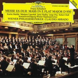 Schubert: Mass No. 6 in E flat major, D950 Product Image