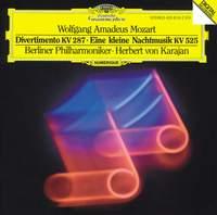 Mozart: Symphony No. 15 & Eine Kleine Nachtmusik
