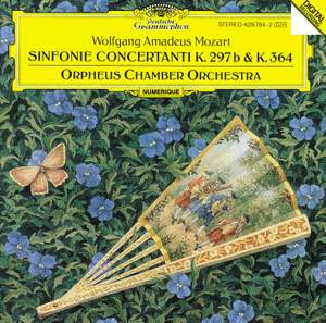 Mozart: Sinfonie concertante KV197 & KV364 Product Image